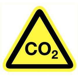 Pictogram CO2 -Bord