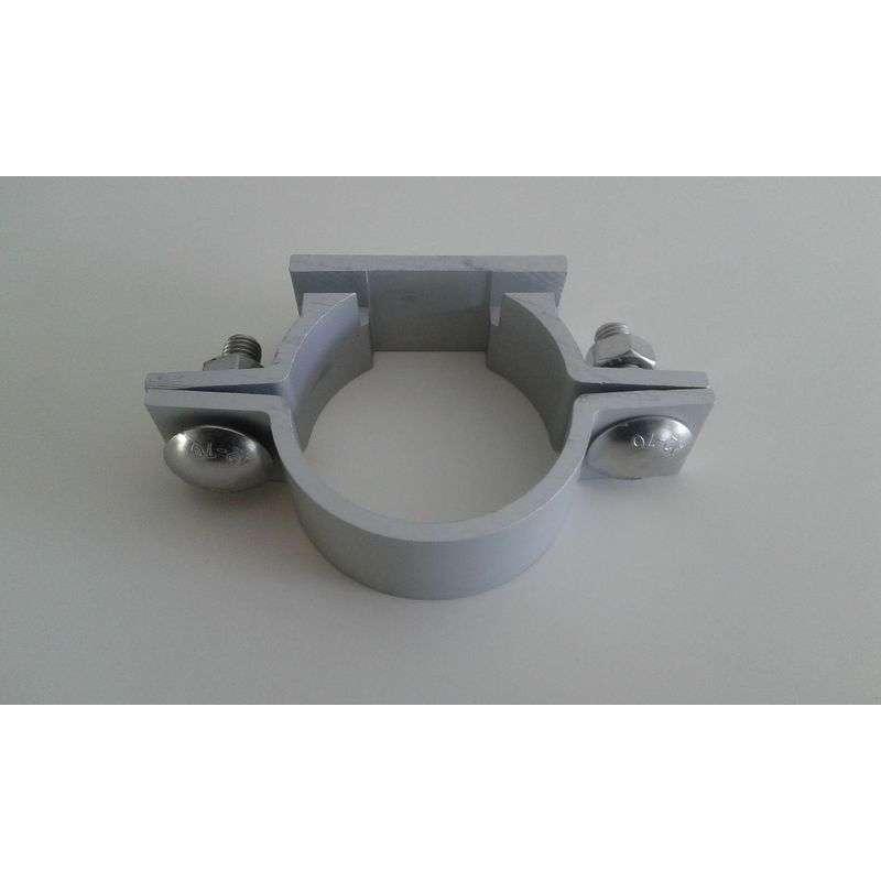 Bevestigingsbeugel aan paal- Diameter 5,1 cm.
