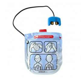 Kinderelektroden Defibtech View AED