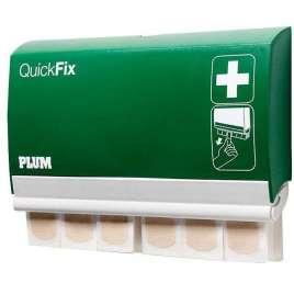 QuickFix Pleisterdispenser met elastische pleisters