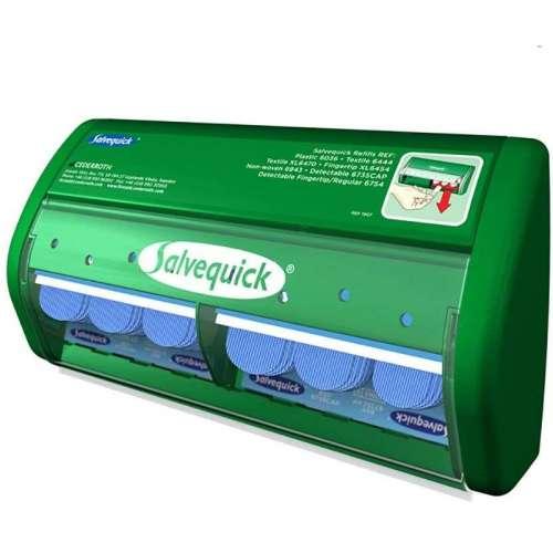 Salvequick Pleisterautomaat -Detectie