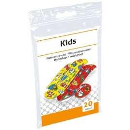Kinderpleisters assortiment (20 stuks)