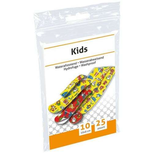 Pleistersets voor kids (35 stuks)