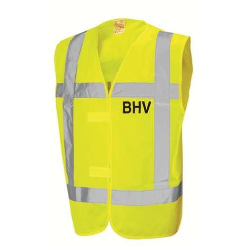 Veiligheidsvest - Met BHV opdruk