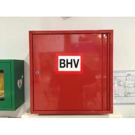 BHV-kast- 60 x 60 x 25 cm.