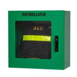 AED Binnenkast kleur Groen met alarm
