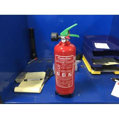 Brandblusser schuim- 2 Liter