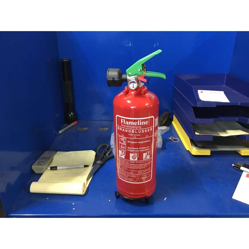 Schuimblusser- 2 Liter