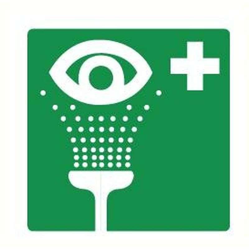 Sticker oogdouche zelfklevend