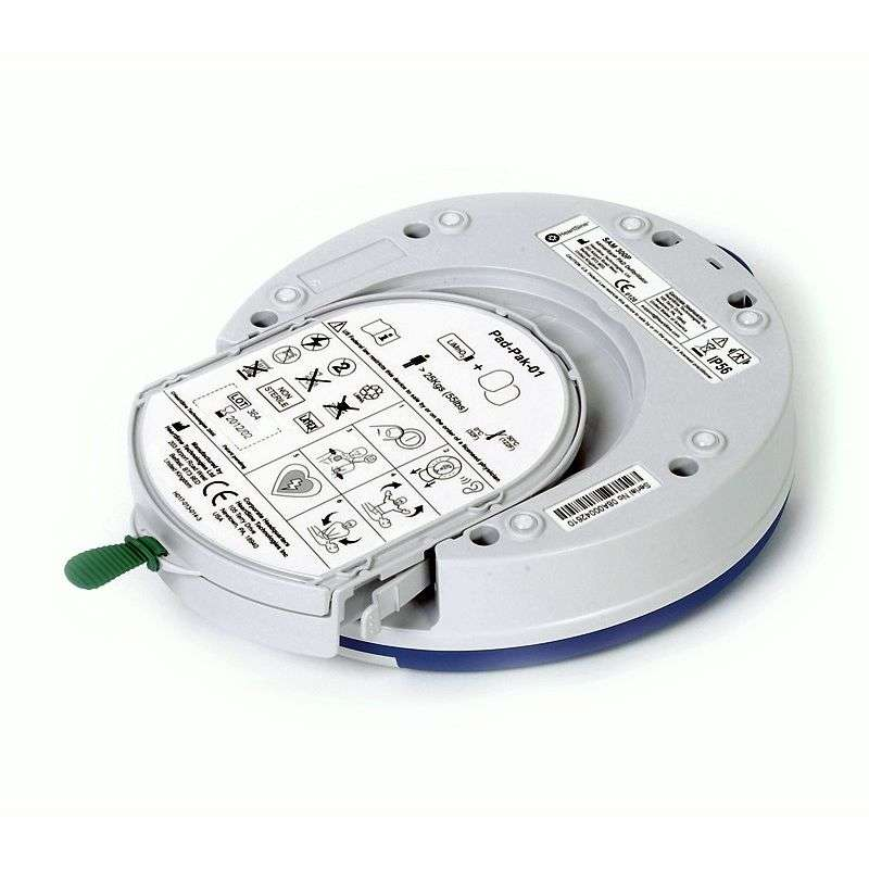 Elektroden/batterij Heartsine 350P/500P