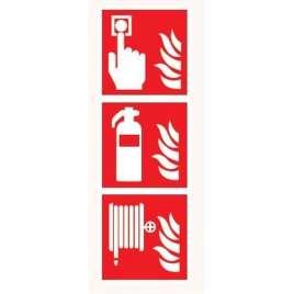 Bord knop/blusser/brandslang