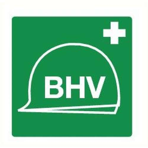 Pictogram BHV- Sticker