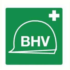 Sticker vinyl BHV