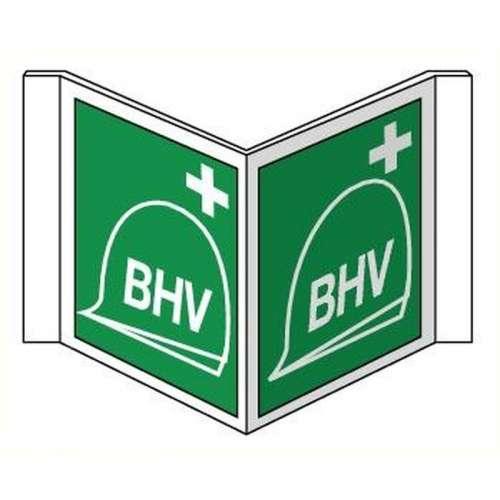 Pictogram BHV- Panoramisch bord