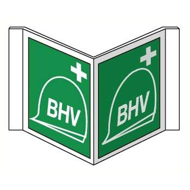 Panoramisch bord BHV