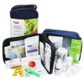 Eerste hulp tas- Voor thuis of onderweg-72 Delig