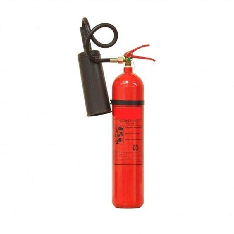 Brandblusser CO2 - 5 kg