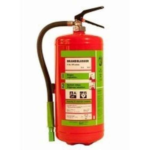 Brandblusser Schuim 9 Liter- Vorstvrij buitengebruik