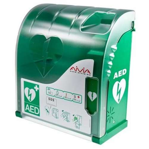 AIVIA 100 AED Binnenkast- Alarm en verlichting