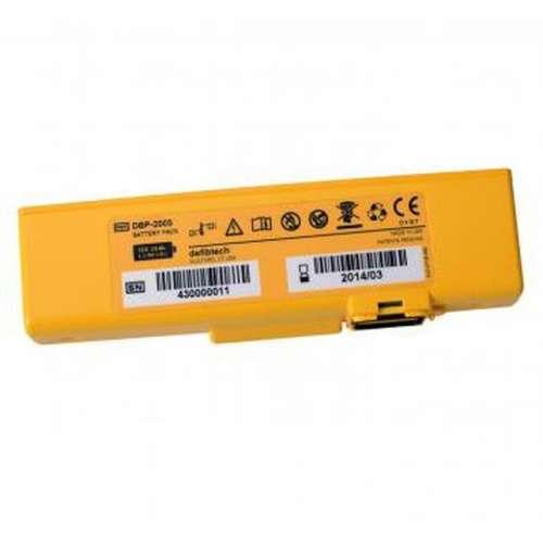 Batterij unit Defibtech View AED