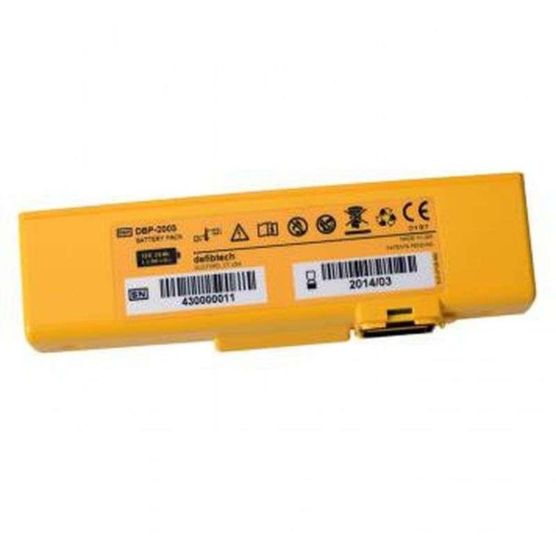 Batterij unit Defibtech View