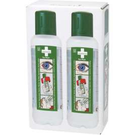 Cederroth oogdouche 2 x 500 ml- Zoutoplossing