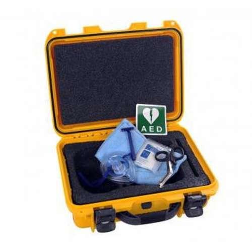 Beschermende koffer voor de AED