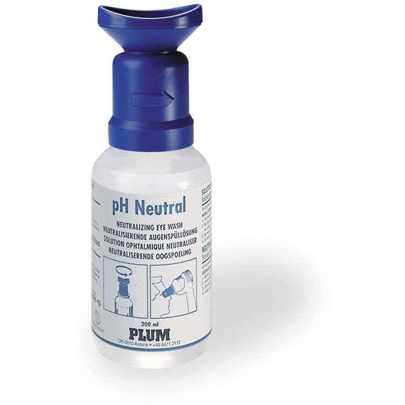 Oogdouche Plum 200 ml. PH neutraal