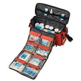 Eerste hulp schouder-/ sporttas met sport- en evenementenvulling