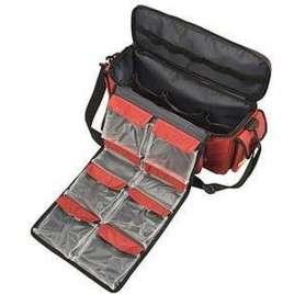 Eerste hulp schouder-/ sporttas met sport- en evenementen- Leeg