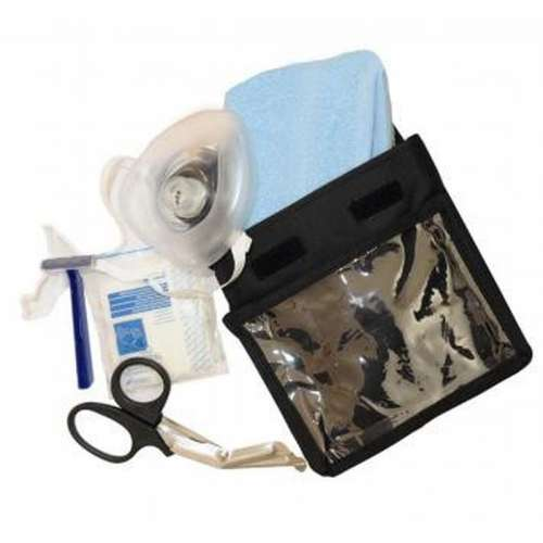 AED Safeset zwart