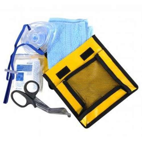 AED Safeset geel waterbestendig