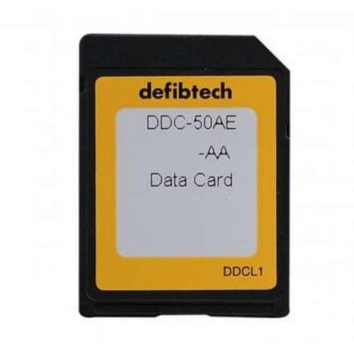 Datacard voor Defibtech Lifeline AED