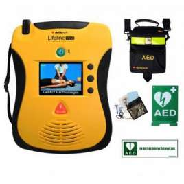 AED- Defibtech View- COMBIPAKKET C