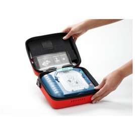 Philips Heartstart HS 1 pakket rode tas
